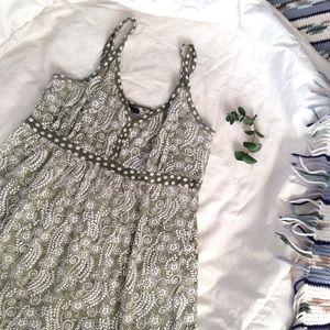 Faded Glory | Casual sun dress, empire waist